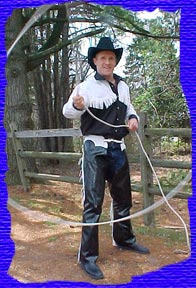 mark dolson puppet shows magic magicians cowboy rope spinning wars of ropes indian desi mark doslon