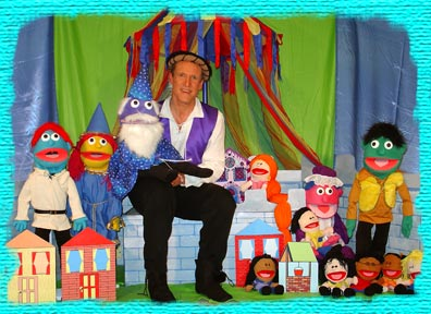 theater puppet show preschool mark dolson puppet shows magic magicians